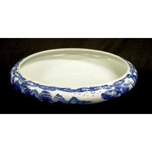ZC Perfect Chinese porcelain butterfly pot writing-brush washer Brush Washers