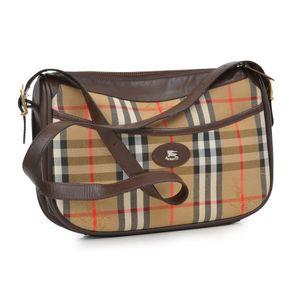 51e73fec6724 A handbag by Burberry