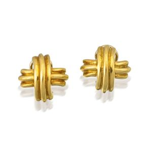 238ba94aa33f4 Tiffany & Co. (United States) jewellery, earrings - price guide and ...
