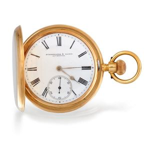 Pocket Watch, A.W.W. Co, Waltham Mass - LiveAuctioneers