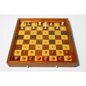ivory chess boards and sets - price guide and values