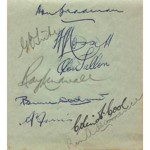 Collectable Autographs Price Guide And Values