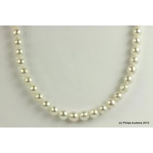 6232c83f5412b South Sea pearl necklace - price guide and values - page 3