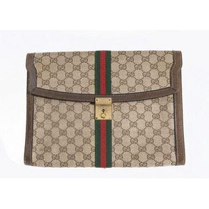 49c26df8794c A vintage clutch by Gucci