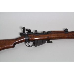 vintage Lee Enfield rifle - price guide and values