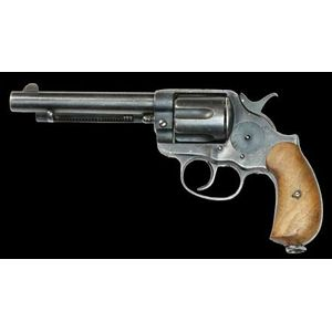 vintage Colt revolver - price guide and values