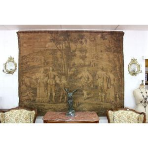 Dating antique tapestries