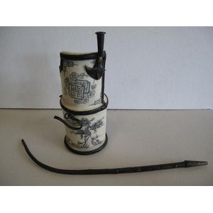 Chinese opium pipes and accessories - price guide and values