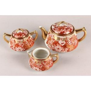 Japanese Ceramics Kutani Ware Price Guide And Values