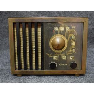 vintage RCA radio - price guide and values