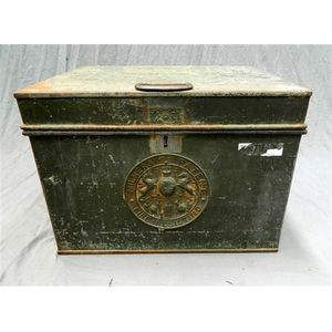 vintage office and household safes - price guide and values