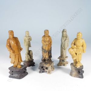 Chinese Soapstone Carvings Price Guide And Values