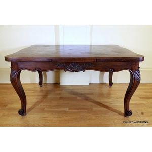 Wondrous Antique Extension Dining Table Price Guide And Values Download Free Architecture Designs Scobabritishbridgeorg