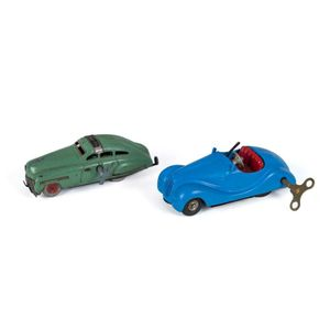 collectable no 302 Made in Hong Kong Vintage Plastic Classic Car Toy