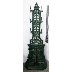 Umbrella And Stick Stands Cast Iron And Wrought Iron Price Guide