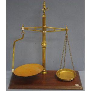 Balance Scale,Pharmacy Scale,Balance,Antique Medical Vintage Scale,Echelles pharmaceutiques,Belgium 1930s/' Apothecary Scale Antique Scale