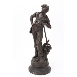 5d917e001c1 sculpture by Auguste Moreau (France) - price guide and values
