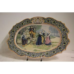 Quimper faience (France) ceramics - price guide and values