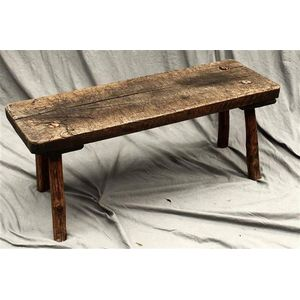 Pleasant Antique Bench Seats Price Guide And Values Bralicious Painted Fabric Chair Ideas Braliciousco
