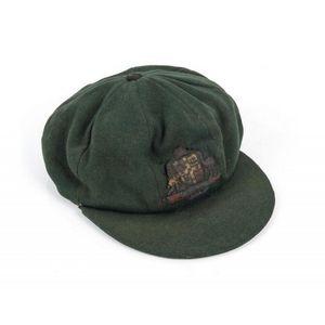 4d3f2cb8752 Stan McCabe s 1936-37 Australian Baggy Green test Team cap