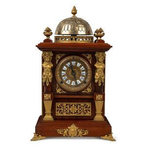 The American Ansonia Clock Co Peak Production Period