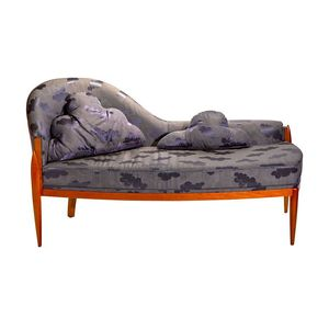 Chaise Longue - Carter's Price Guide to Antiques and Collectables on chaise sofa sleeper, chaise recliner chair, chaise furniture,