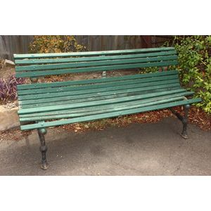 Cast Iron Garden Furniture Price Guide And Values