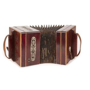vintage concertina - price guide and values
