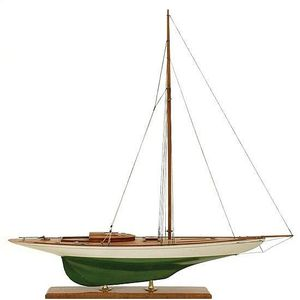 vintage collectable model yachts - price guide and values