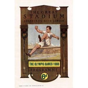 Olympic Games Memorabilia London 1908 1948 2012 Price