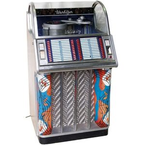 Wurlitzer jukebox - price guide and values
