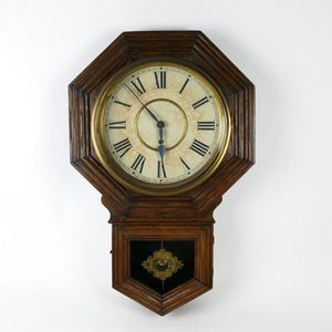 Antique Dial Clock Price Guide And Values