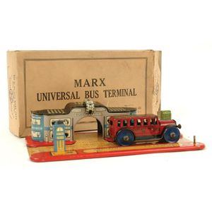 Louis Marx (Louis Marx & Co ), toys and models - price guide