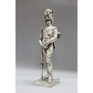 Sir Joseph Edgar Boehm R A , (1834-1890) 'Grenadier 1st