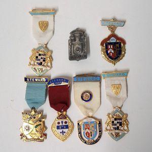 Masonic (Freemasons) regalia and memorabilia - price guide