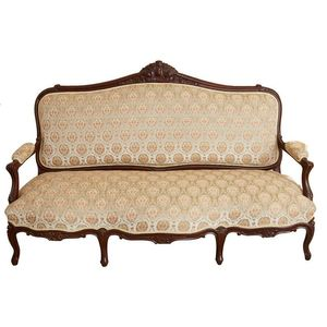 Marvelous Antique Victorian Settee Or Sofa Price Guide And Values Ncnpc Chair Design For Home Ncnpcorg