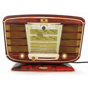 vintage Zvezda radios - price guide and values