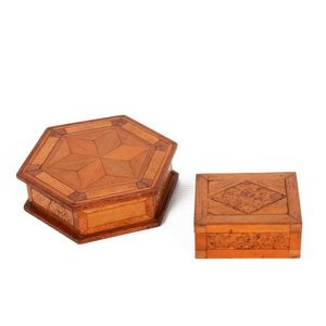 Antique And Vintage Specimen Wood Box Price Guide And Values