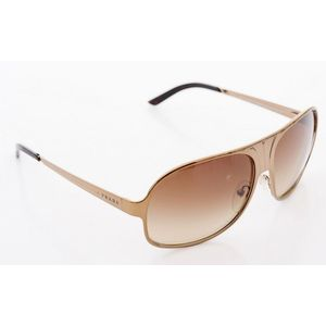 35b651b0960a A pair of sunglasses by Versace, styled in metal and composite, with Versace  written on arms, boxed with case