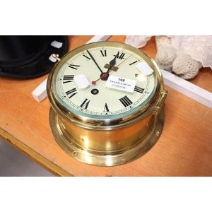 Vintage Ship S Clocks Price Guide And Values