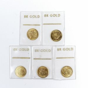 collectable coins - price guide and values