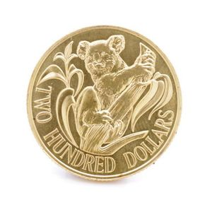 Australian gold coins - price guide and values