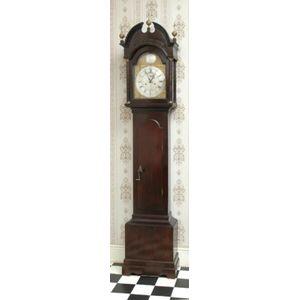 Dating longcase clock dials brushed