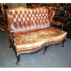 Antique Couches Price Guide And Values