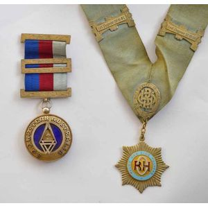 Masonic (Freemasons) regalia and memorabilia - price guide and values