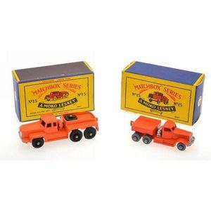 Repro Box Matchbox 1:75 Nr.15 Prime Mover