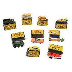 Repro Box Matchbox 1:75 Nr.11 Road Tanker Modellbau