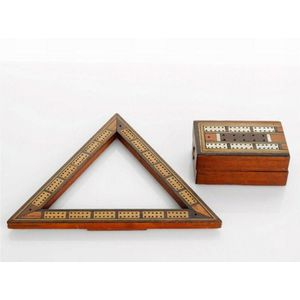19th And Early 20th Century Cribbage Boards Price Guide And Values