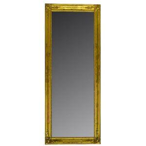 Classic Flat Bar Mirror All Glass Bronze  60 x 80cm Wall Mirror Frame less