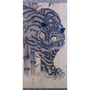 Japanese art paintings - price guide and values